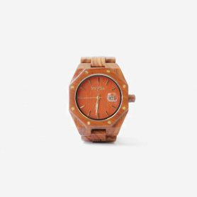Handicraft wood watches