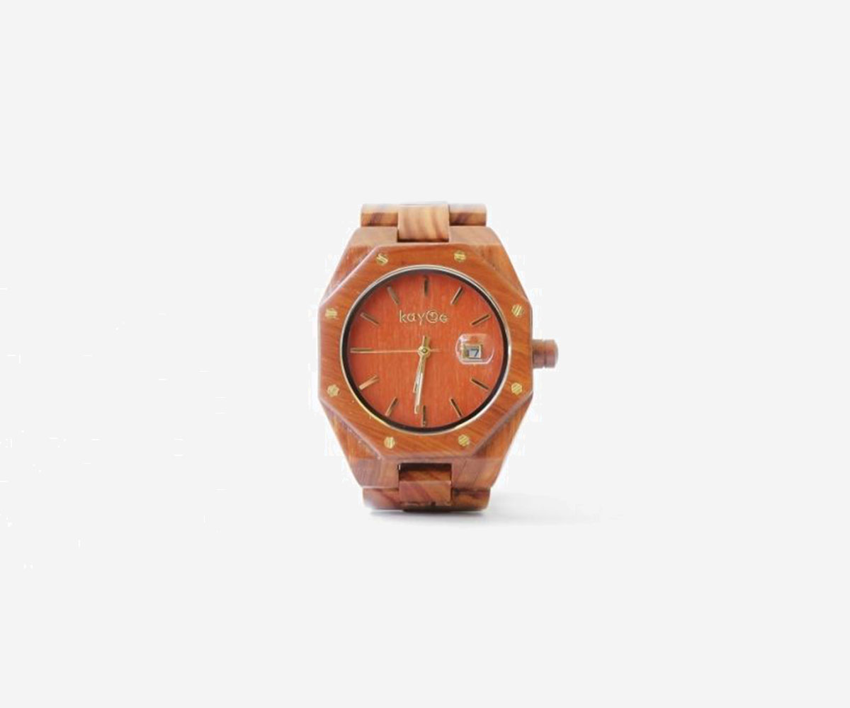 Handicraft wood watches